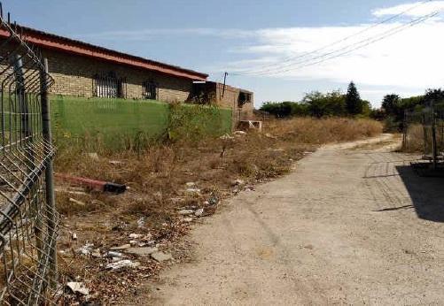 Terreno En Venta En Avda Almensilla 31 Palomares Del Rio Sevilla