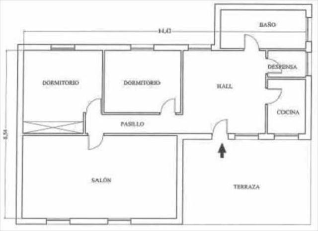 Casa en venta en Albarreal de Tajo