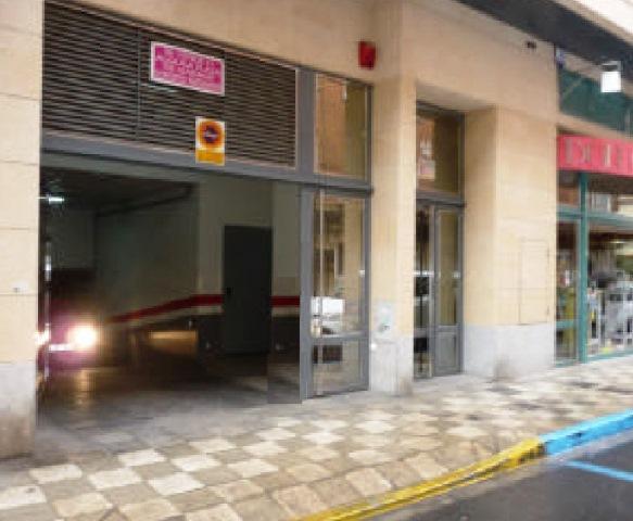 Garaje en venta con 28 m2,  en Centro, Villacerrada, Pajarita (Albacet