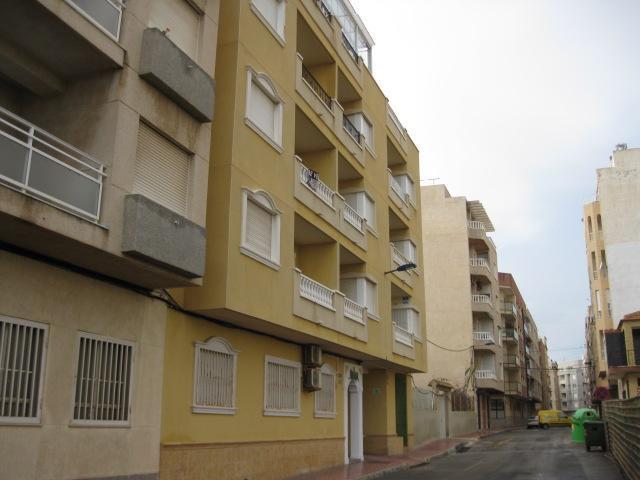Plaza de parking en Torrevieja