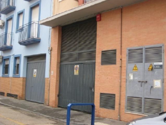 Venta de garaje en pescader a zafra huelva for Plaza de garaje huelva