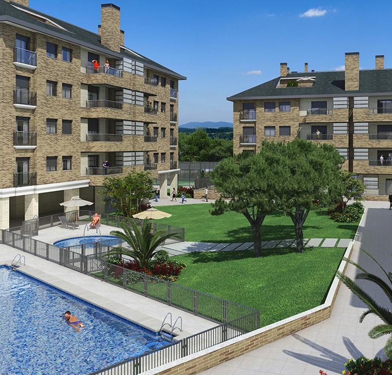Madrid montepilar viviendas sobre plano la mejor opci n for Pisos majadahonda