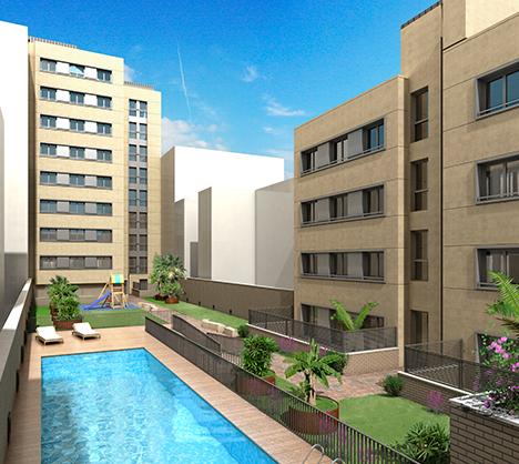 Proyecta viviendas sobre plano la mejor opci n para for La caixa pisos embargados