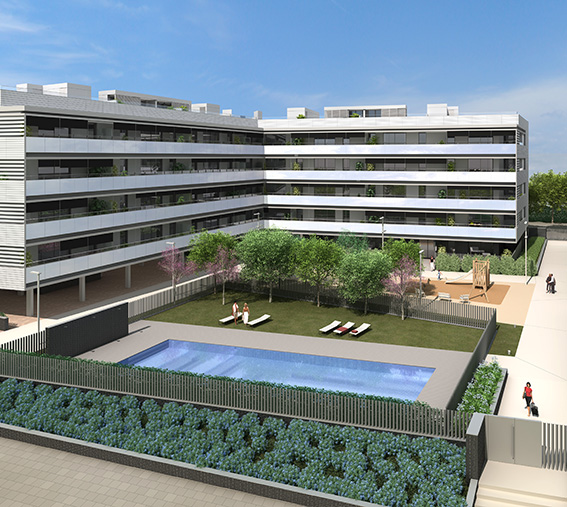 RESIDENCIAL SANT CUGAT